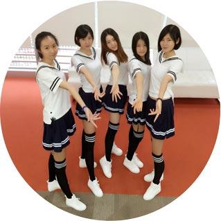腾讯专属舞团SOS女子组合舞蹈